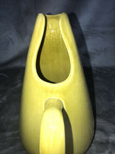 Load image into Gallery viewer, 1960's RUSSEL WRIGHT STEUBENVILLE LARGE SERVING PITCHER CHARTREUSE MCM USA 10.5""