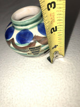 Load image into Gallery viewer, Allgauer Keramik Handarbeit - Beautiful Hand Painted, Handmade Ceramic Bud Vase