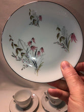 Load image into Gallery viewer, Royal Duchess Fine China Bavaria Germany Mountain Bell 4 Bread Plates 6""