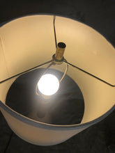 "Load image into Gallery viewer, Vintage 1960s Small Table Or Bedside Lamp Danish Modern Eames Era 25.5"" Tall"