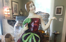 Load image into Gallery viewer, Tuscan China Figurine Last Waltz Lady Made in England Fantastic Gift Perfect