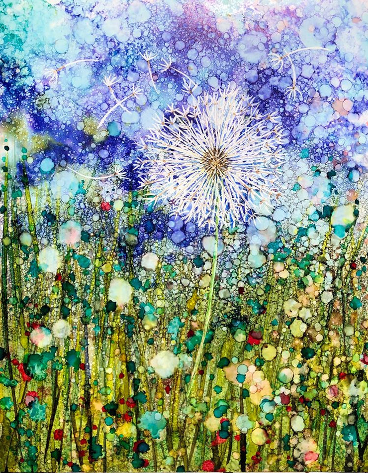 Dandelion Dream : Prints
