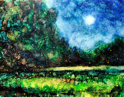 Fireflies : Prints