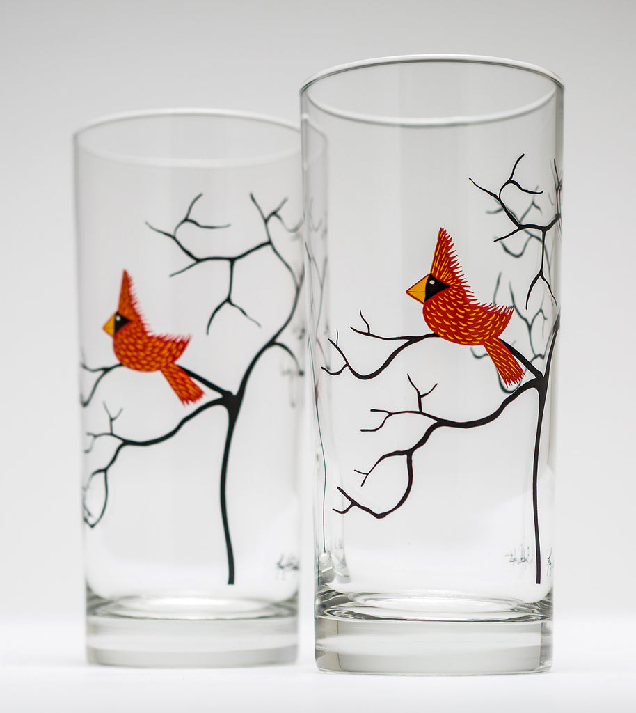 Cardinal Glassware - Set of 2 Everyday Drinking Glasses