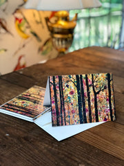 Dream Forest : Greeting Card