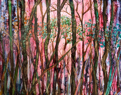 Dreaming in Trees : Greeting Card