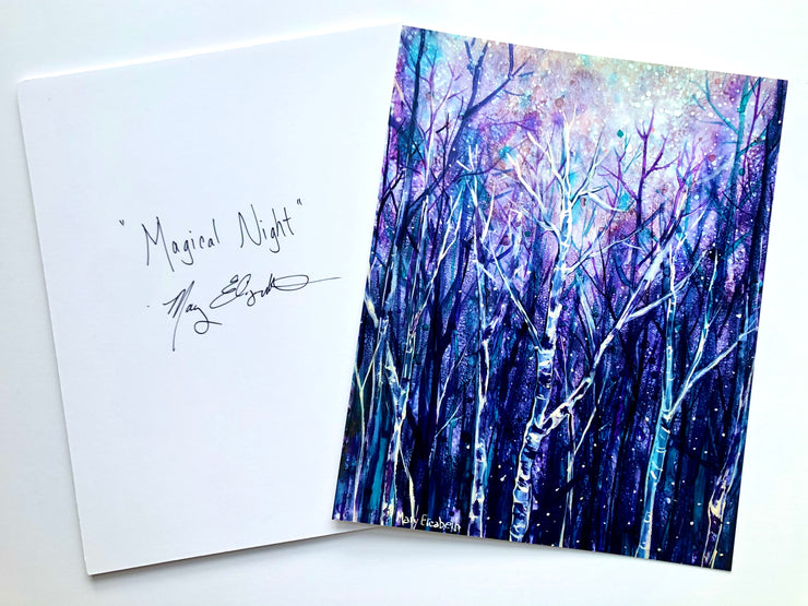 Magical Night : Prints