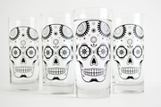 Sugar Skull Glasses