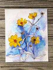 Pretty Little Weeds : Prints