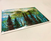 Moody Sky : Greeting Card