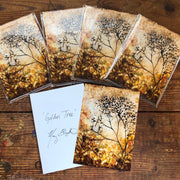 Golden Tree : Prints