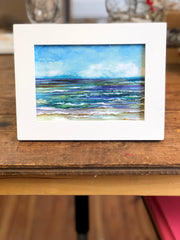 Ocean Breeze : Greeting Card