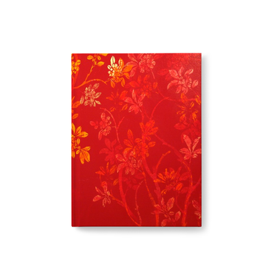 Gold Cherry Blossoms, Hard Cover Journal