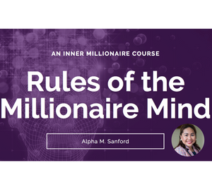 Video Webinar: Rules of the Millionaire Mind
