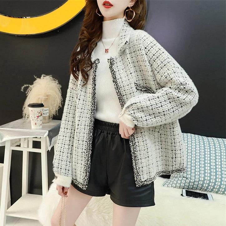 Xedya Knitted Coat