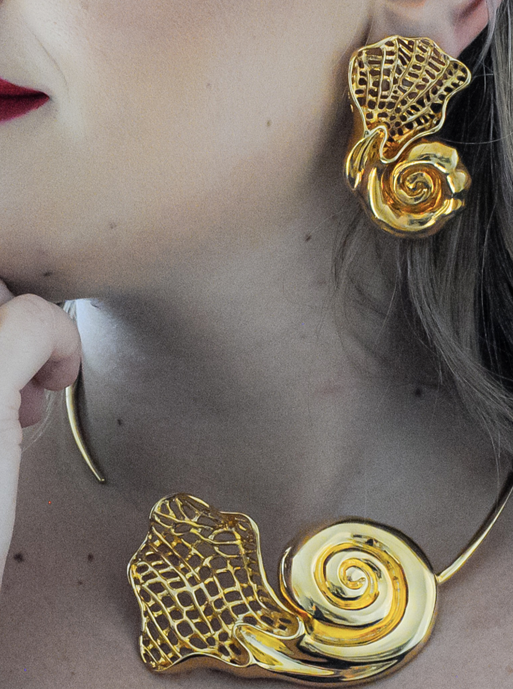 Caracol Necklace