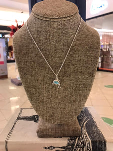 Delphin Larimar Necklace