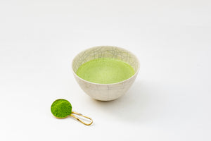 100% ORGANIC MATCHA / JAPAN PREMIUM STICK green label