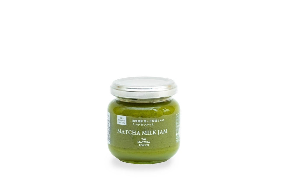【NEW!】MATCHA MILK JAM