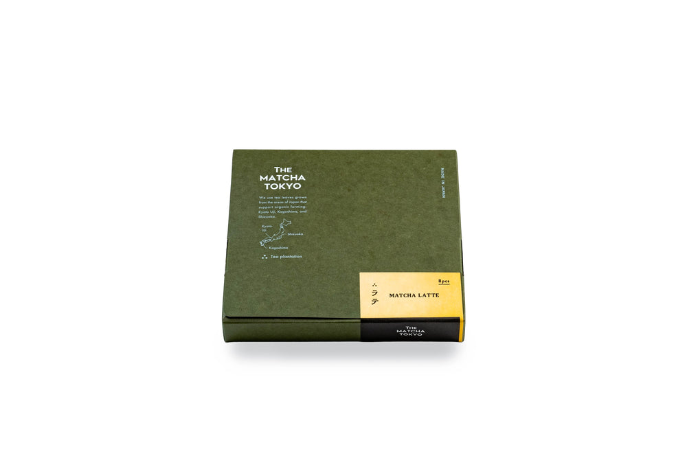 MATCHA LATTE BOX