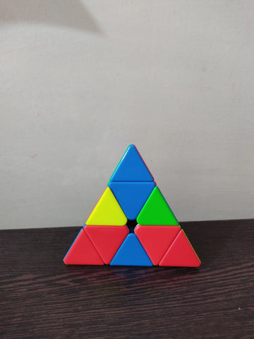 how to solve a pyraminx for beginners