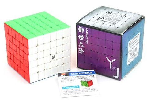 best 6x6 magnetic speed cube