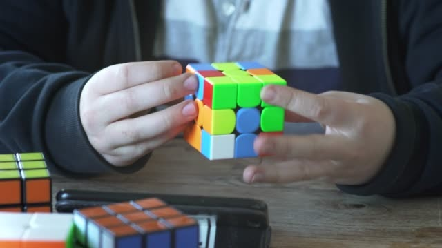 learn cube solving