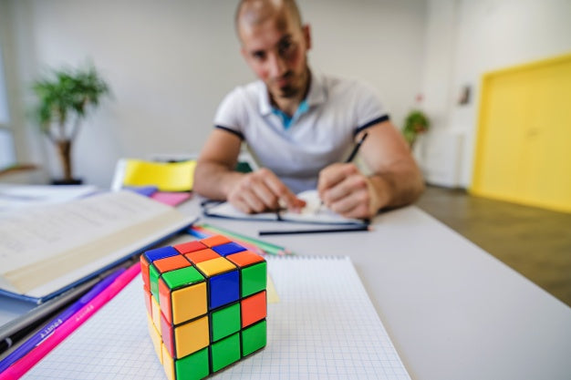 how rubiks cube can help in exams