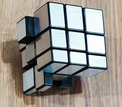 how to solve mirror rubik's cube