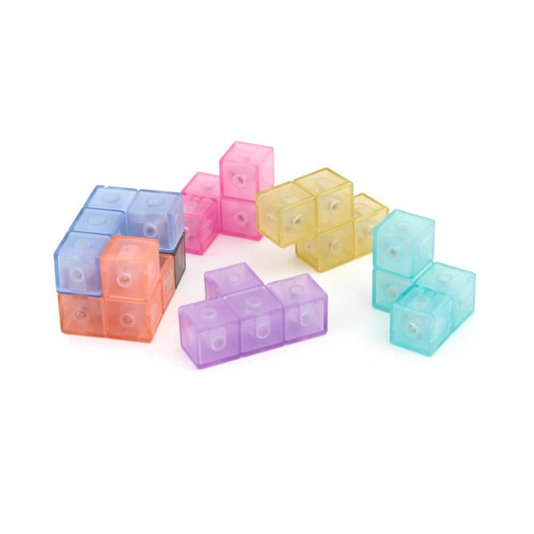 QiYi Magnetic Blocks Jelly Edition