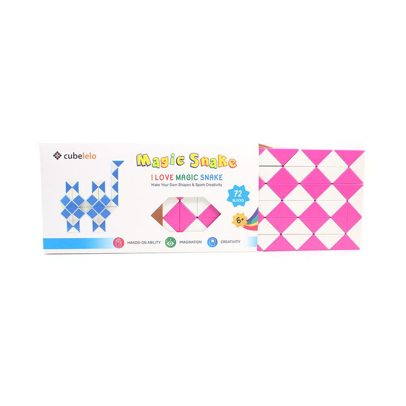 Cubelelo Magic Snake (72 Wedges)