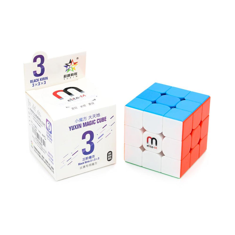 cubelelo-black-kylin-3x3-elite-m-stickerless-magnetic-cubelelo-1