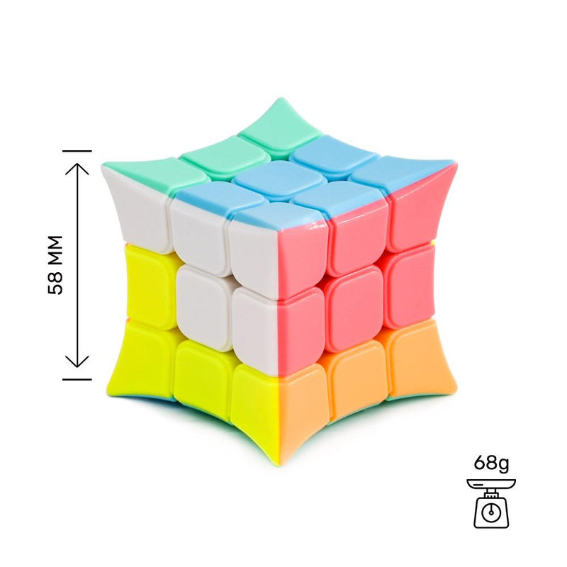 yj-concave-3x3-stickerless-cubelelo-5