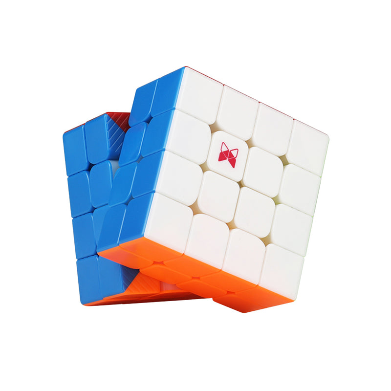 QiYi X-Man Ambition Magnetic 4x4 Stickerless-Cubelelo-2