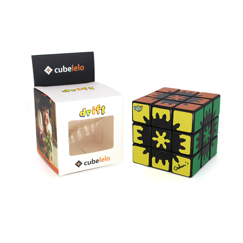 Cubelelo Drift 3x3 Geary Cube-Gear Puzzles-Cubelelo
