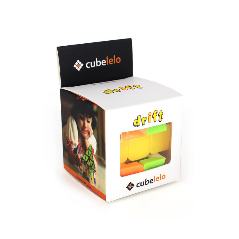 Cubelelo Drift 2x3x3 Concave and Convex Cube (Double Layer Color)-Cuboids-Cubelelo