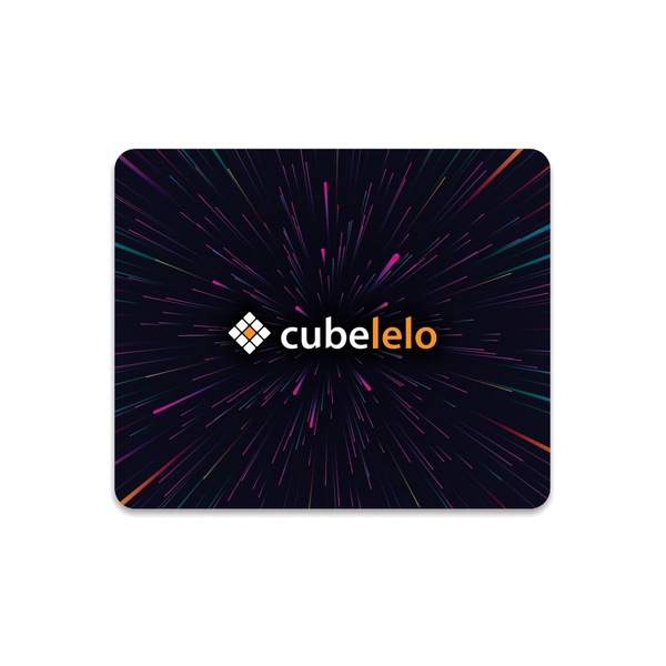 Cubelelo Color Splash Mouse Pad-Mouse Pads-Cubelelo
