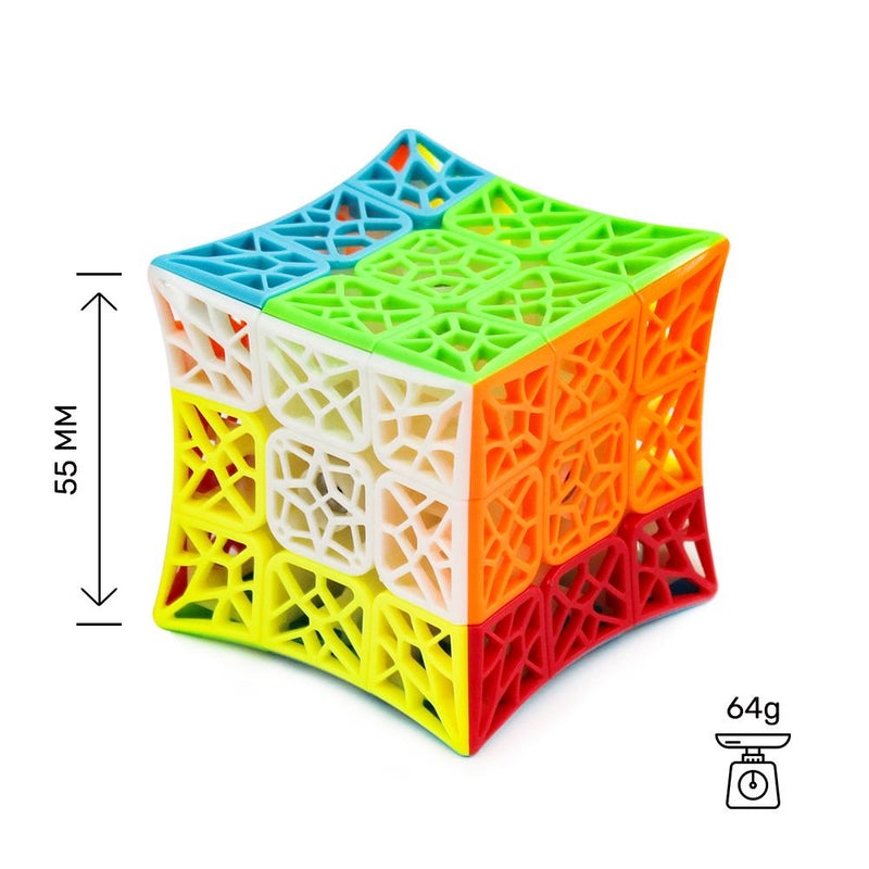 qiyi-dna-3x3-concave-stickerless-cubelelo-6