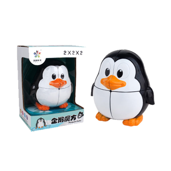 YuXin Penguin 2x2-Figure Shape Mods-YuXin