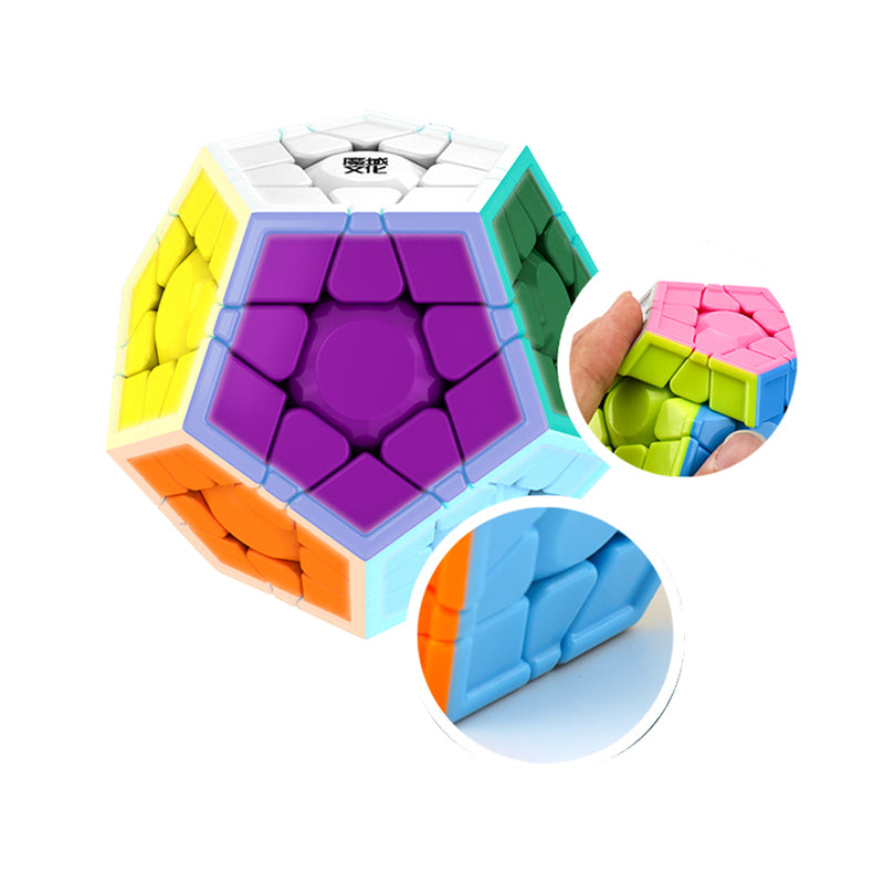 MoYu AoHun WR M Megaminx Stickerless (Magnetic)