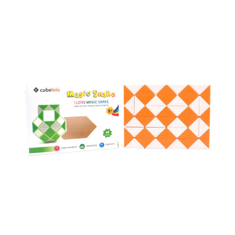 Cubelelo Magic Snake (48 Wedges)