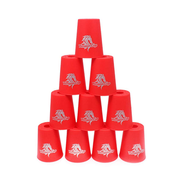 YJ Stacking Cups (Cardboard Box)-Stacking Cups-YJ