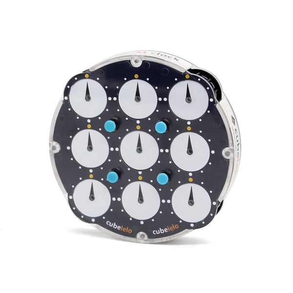 Cubelelo Elite-M Clock v2 (Magnetic)-Magic Clock-Cubelelo
