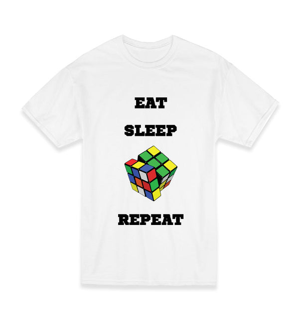 CubeInk Cube-Addict Sports T-Shirt-Cubing T-Shirts-CubeInk