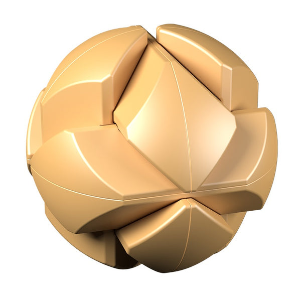 Cubelelo Football Lock Puzzle-Locking Puzzles-Cubelelo
