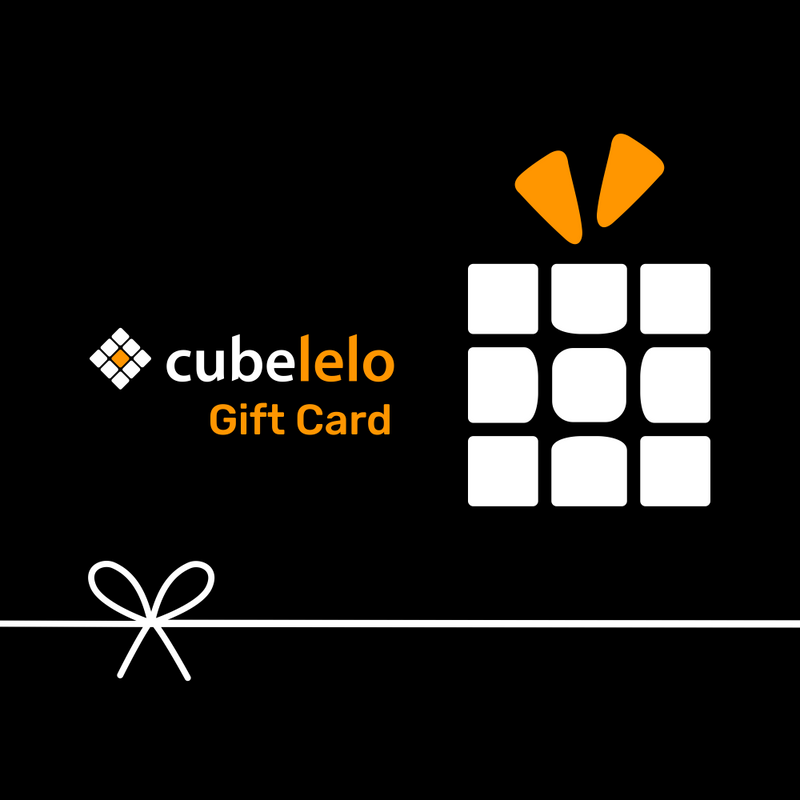 Gift Card-Gift Card-Cubelelo