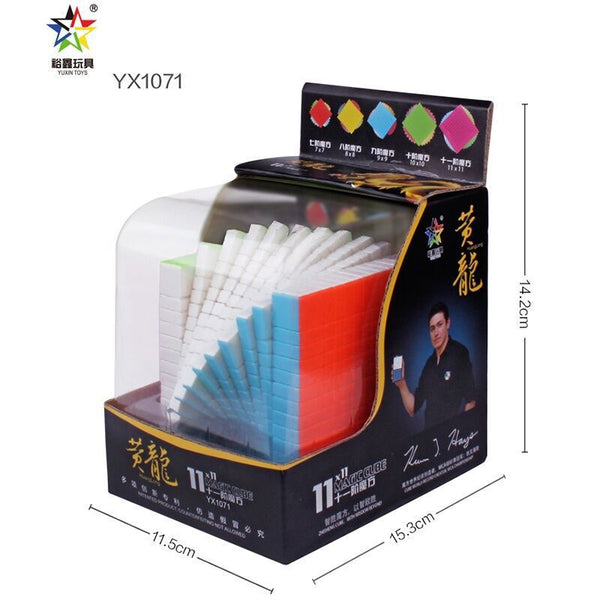 yuxin-huanglong-11x11-stickerless-cubelelo-1