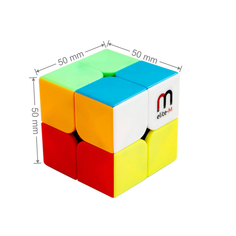 cubelelo-meilong-2x2-elite-m-stickerless-magnetic-cubelelo-2