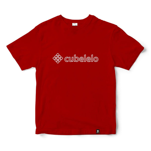 CubeInk Cubelelo Round Neck T-Shirt-Cubing T-Shirts-CubeInk