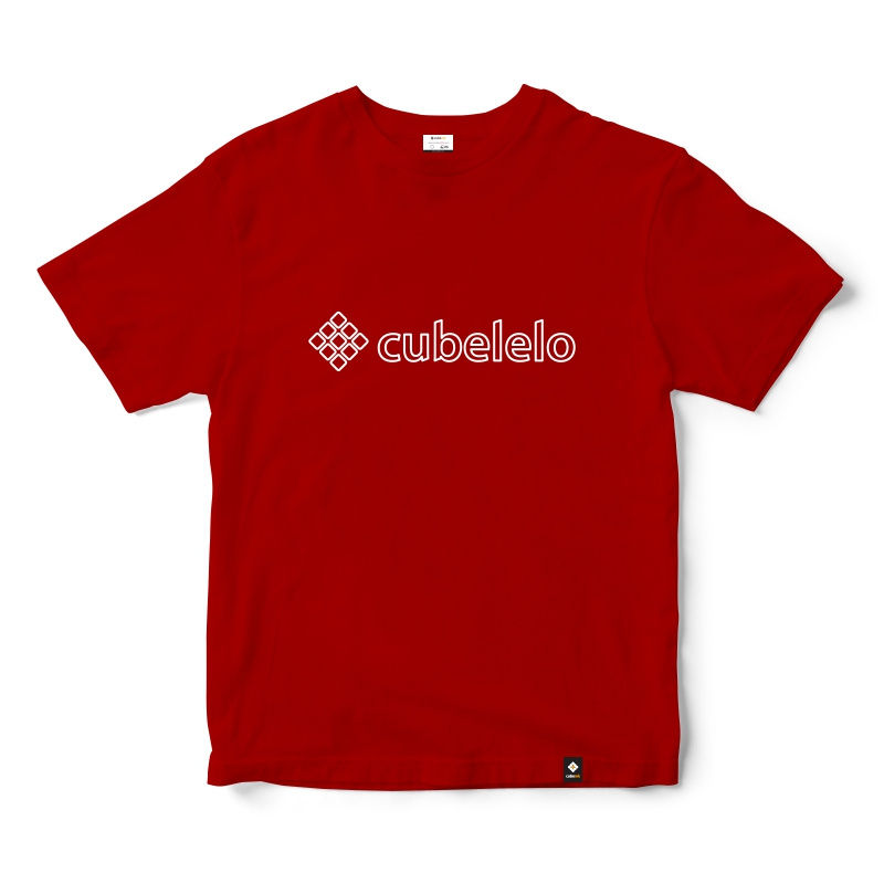 CubeInk Cubelelo Round Neck T-Shirt